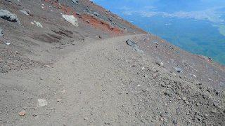 富士山に女子一人で登る方法【その5下山編】