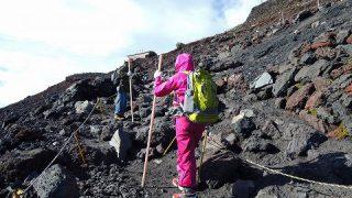 富士山に女子一人で登る方法【その6準備編】