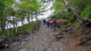 富士山に女子一人で登る方法【その3登山開始編】
