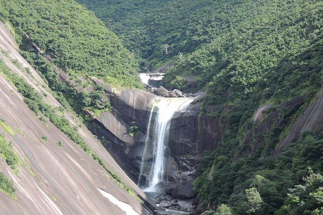 屋久島の滝