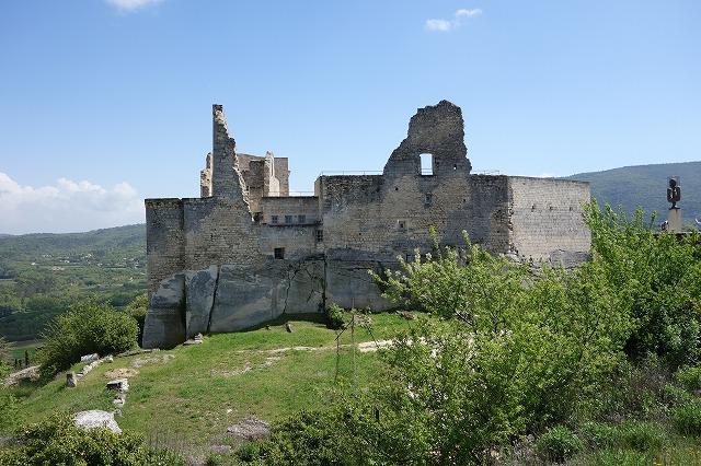 サド公爵の城