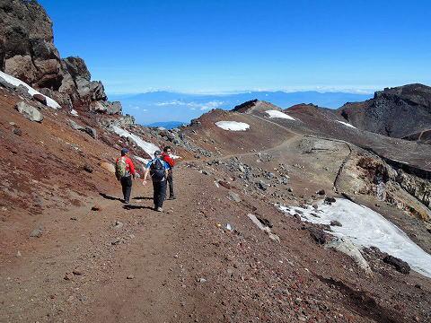 富士山お鉢巡り