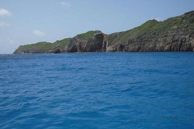 小笠原の海
