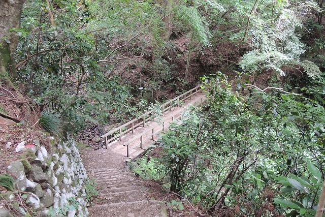 高尾山階段