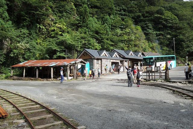 屋久島下山